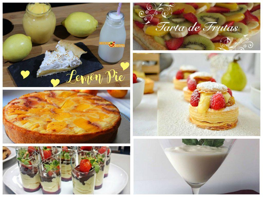 Postres con frutas recopilatorio la cocina de enloqui - Postres con frutas faciles ...