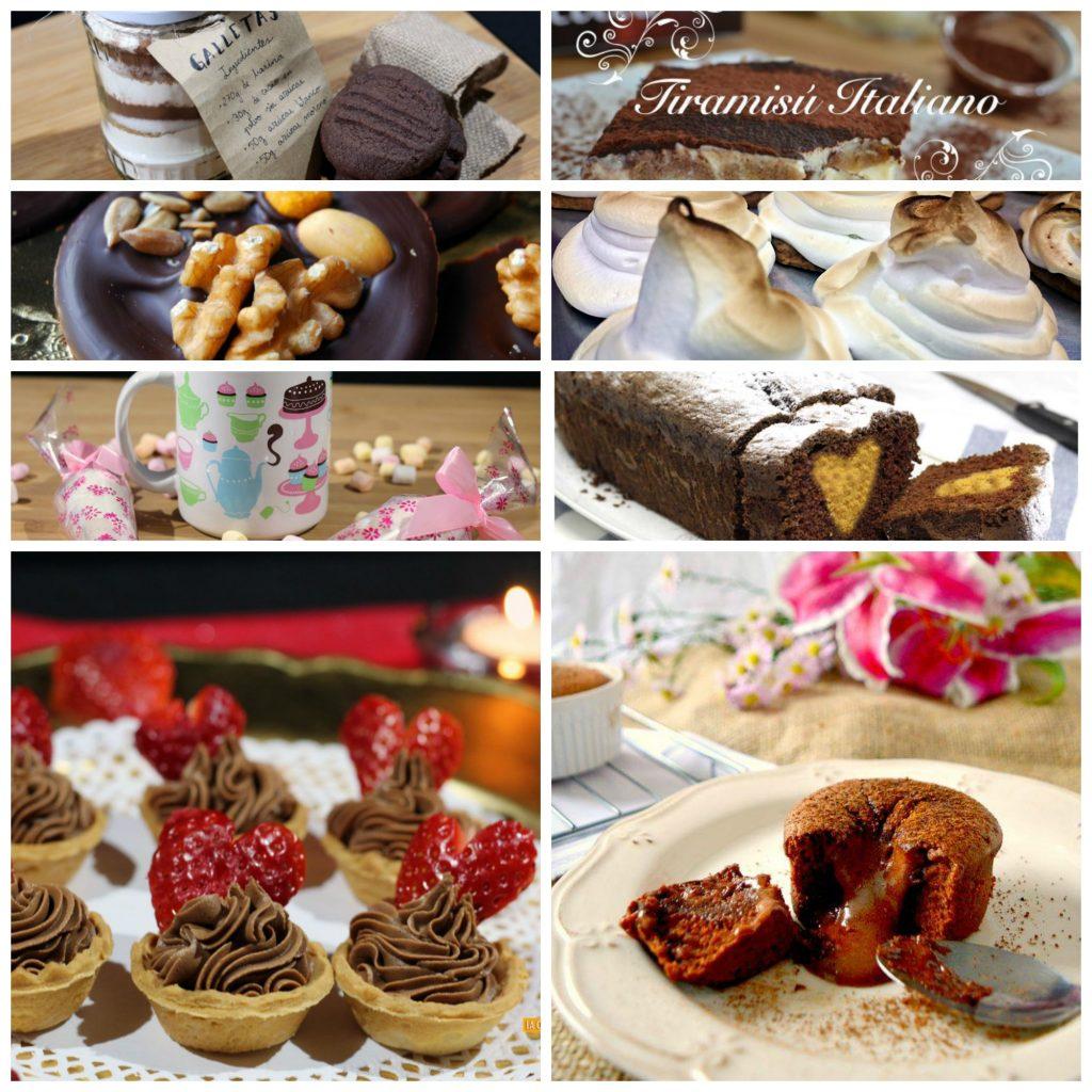 Postres para san valent n postres y dulces la cocina for La cocina de lechuza postres