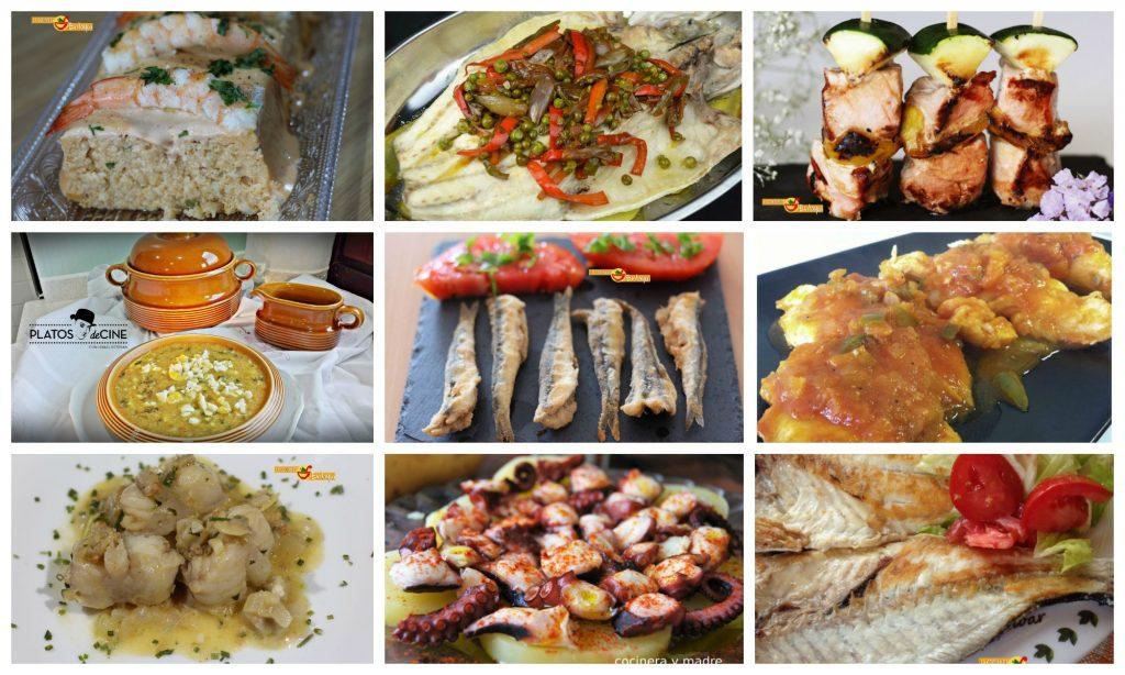 Recetas f ciles y ricas con pescado la cocina de enloqui for Cocina facil y rica